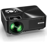 Proyector Led Profesional Cheerlux 3000 Lumens C9 130inch