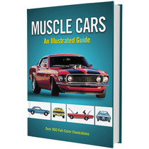 Nuevo Muscle Cars An Illustrated Guide Book
