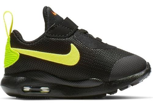 Tenis Infantil Nike Air Max Oketo Tdv Nkjr90 Genetic en