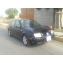 Volkswagen Jetta 2.0 5 Puertas Gl Azul C/a