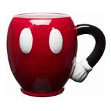 Tazas Para Cafe Ceramica Disney Mickey Minnie Mouse 15oz