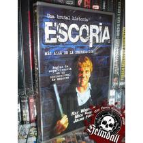 Dvd Scum Escoria Esp Europeo R2 Pal Terror Gore Horror Drama