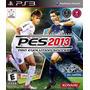 Pro Evolution Soccer Pes 2013 Ps3 Nuevo Y Sellado En Igamers