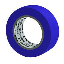 Cinta Aislar 18 Metros Espesor 19mm Color Azul Truper 12505