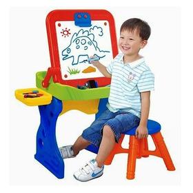 Pizarron  Escritorio Magnetico Niños Infantil Juguete