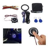Botón De Encendido Para Automóvil Accesorios Kit Botón