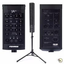 Fishman Sa220 Sistema De Audio Portatil 220 Watt