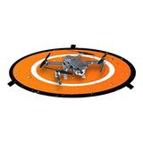 Pista Aterrizaje Dron Despegue 55cm Diámetro Dji Parrot