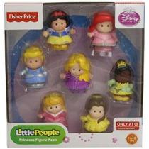 Fisher-price Little People Disney Princess Figuras: Cenicien