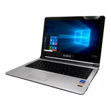 Laptop Compax S4000 W10pro Celeronn3060 4gb 500gb Dvd+office