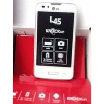 Celular Lg L45 Android 4.4.2 5mpx Dual Core Telcel