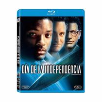 Dia De La Independencia Will Smith , Pelicula En Blu-ray