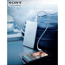 Sony® Cycle Energy Cargador Usb Portátil De 5000 Mah