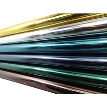 Película Espejo Privacidad Control Solar Ventana 1.5m X 1m