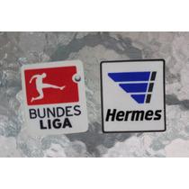 Set Parches Bundesliga, Dortmund, Munich