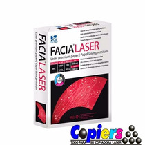 Papel Copiadora Facia Laser 90 Gr Carta C/500