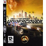 Ps3 - Need For Speed Undercove (acepto Mercado Pago  Y Oxxo)