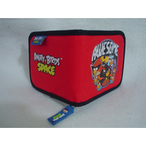 Cartera De Angry Birds Space Original Y Nueva