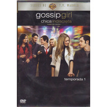 Gossip Girl (chica Indiscreta) Primera Temporada 5 Dvds