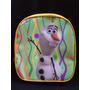 Lote 10 Mochilas Dulceros Frozen Elsa Ana Olaf