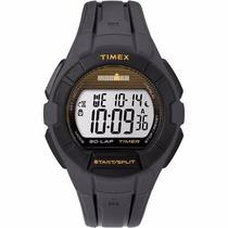 Reloj Timex Ironman Digital Negro Naranja Tw5k95600