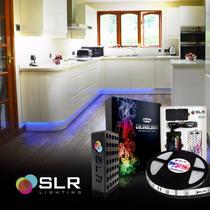 Luz Led Para Muebles Oficina Bar Cocinas Integrales 10metros
