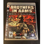Brothers In Arms Hell,s Highway Ps3 Perfecto Estado--mr.game