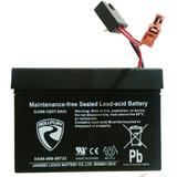 Bateria Recargable 6 Volts Prinsel Montables Electricos