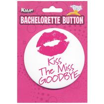 Boton Para Despedida Kiss Me