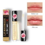 Lipgloss Agrandador Labios Sexy Miel Colageno Kiss Beaut 5ml