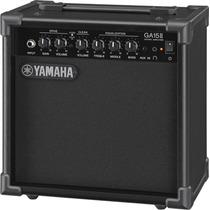 Yamaha Amplificador De Guitarra Ga15 Promocion!!!