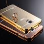 Bumper Lujo Espejo Aluminio Samsung Galaxy Note 4