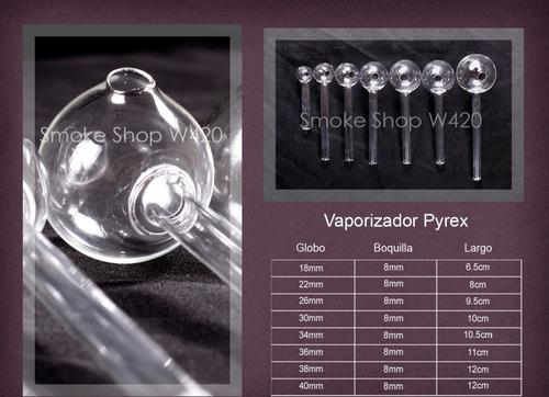 Pipas De Cristal Mayoreo  100 Piezas De 26mm Envio Gratis