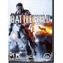 Battlefield 4 Pc Nuevo Cellado