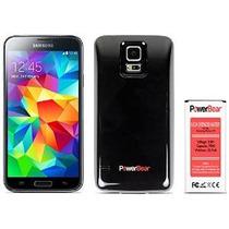 Powerbear Samsung Galaxy S5 7800mah Batería Ampliada Y Contr