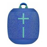 Bocina Ultimate Ears Wonderboom 2 Portátil Con Bluetooth Bermuda Blue