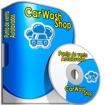 Software Punto De Venta Datashop Para Autolavados Car Wash.