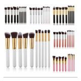 Brochas De Maquillaje Kabukis Profesional Mayoreo Premium