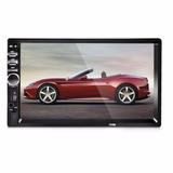Auto Estereo Pantalla Touch Bluetooth Doble 2 Din Stereo Mp4