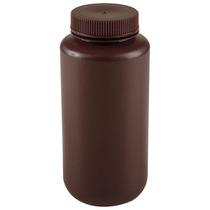 Botella Plástico Polietileno De Alta Densidad 250ml/8 Oz