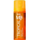Body Resort Clear Orange Pet Spray Bottle Body Mist Hid680