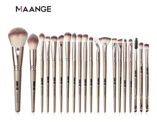 Juego De Brochas Para Maquillaje Profesional, 20 Piezas