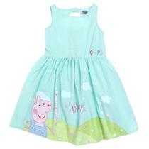 Vestidos Peppa Pig Originales Tallas 4,5,6,y 7-8