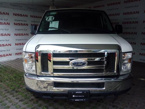 Ford Econoline 2013