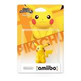 Amiibo Pikachu Super Smash Bros (en D3 Gamers)