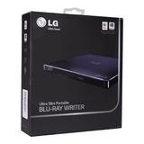 Quemador Externo Lg Bp50nb40 6x Blu-ray Rewriter Bd-re Dvd