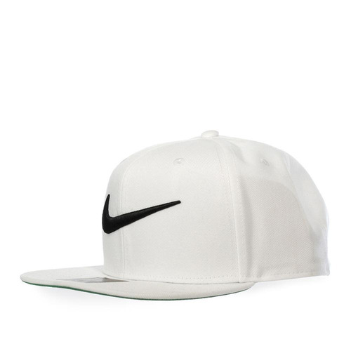 b0eb143ccbf9e Gorra Nike Swoosh Pro - 639534100 - Blanco - Unisex