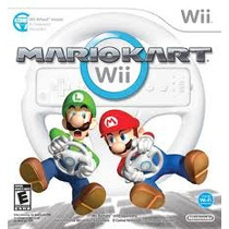 Juego Mario Kart Para Wii Usado Blakhelmet