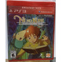 Ni No Kuni: Wrath Of The White Witch.-ps3