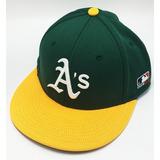 Gorra D Beisbol Original Mlb Team Athletics Oakland Cerrada e3df3cb2594